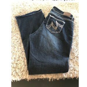 Maurice's Bootcut Jeans Size 16